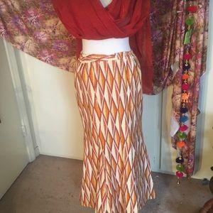 Dresses & Skirts - Beautiful African print skirt